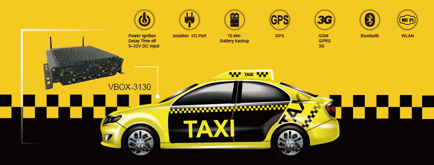 Taxi PC Application