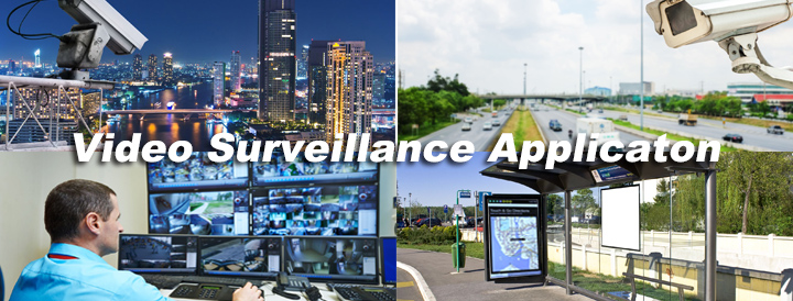 Video Surveillance Application