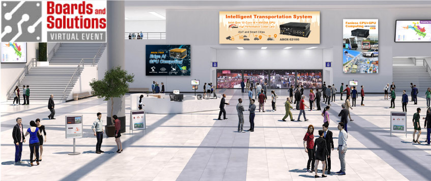 Virtual Conference & Exhibition about Embedded Computing